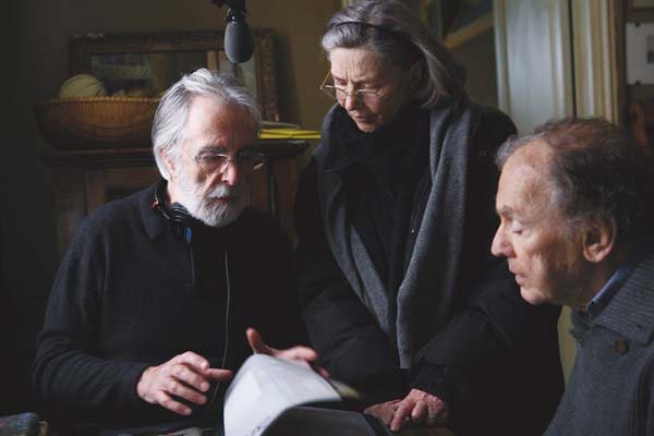 CANNES 65 - Michael HANEKE, AMOUR