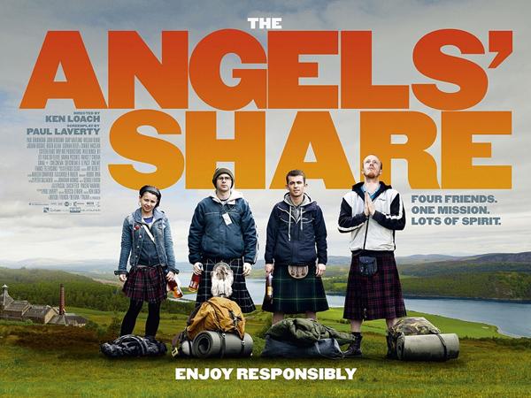 CANNES 65 - Ken LOACH THE ANGELS' SHARE (LA PART DES ANGES)