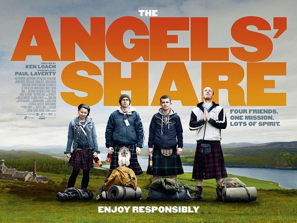 CANNES 65 - Ken LOACH THE ANGELS' SHARE (LA PART DES ANGES)