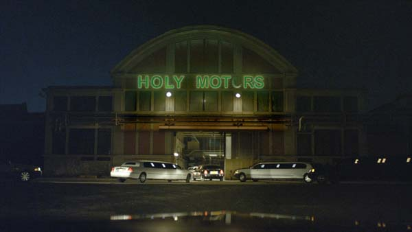 CANNES 65 - Leos CARAX, HOLY MOTORS