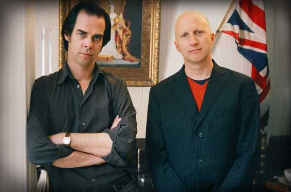 Nick Cave e John Hillcoat ai tempi di The Proposition