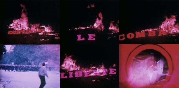 La Révolution n'est qu'un Début. Continuons Le Combat, 1968