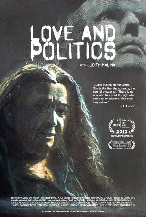 LOVE AND POLITICS - BIOGRAFILM 2012