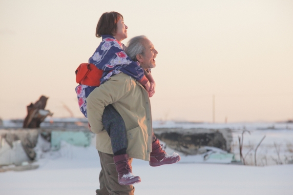 Sion Sono, THE LAND OF HOPE