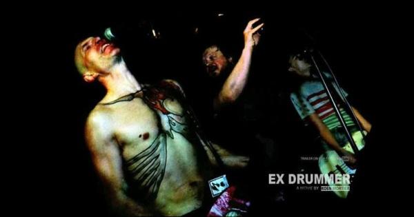 ex drummer - koen mortier, 2007