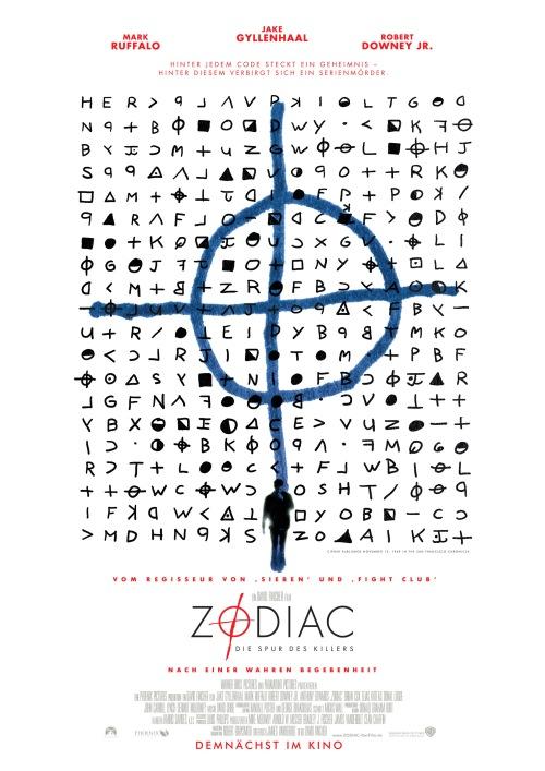 NOTHING'S SHOCKING - n.1 Mi porti uno speciale. Dei ristoranti cinesi, del cinema e delle vittime - immagine da Zodiac