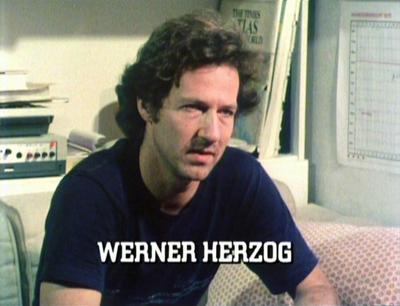 LEZIONE DI CINEMA [FILMSTUNDE], DI WERNER HERZOG. LEZIONI 5-8